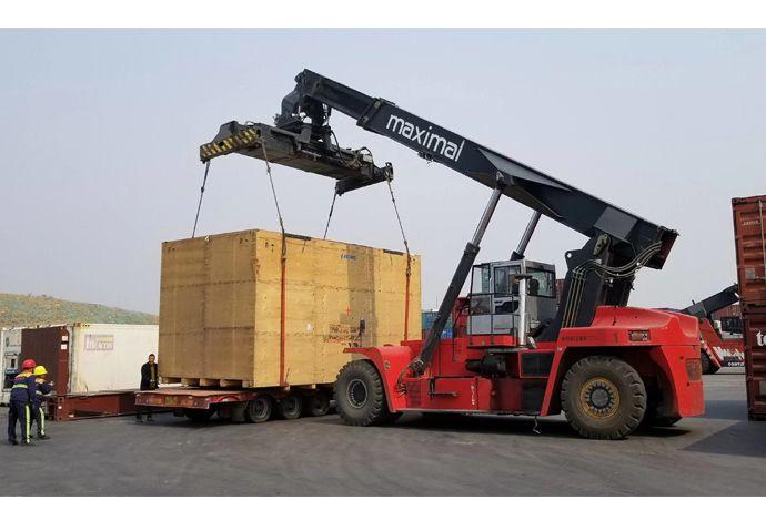 工厂设备搬迁运输