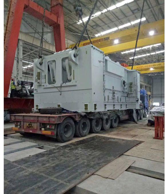 承接工厂设备搬迁运输服务