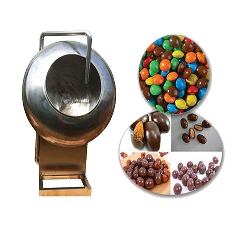 巧克力包衣机