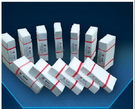 TY-PMF多晶莫來石耐火纖維粘貼模塊