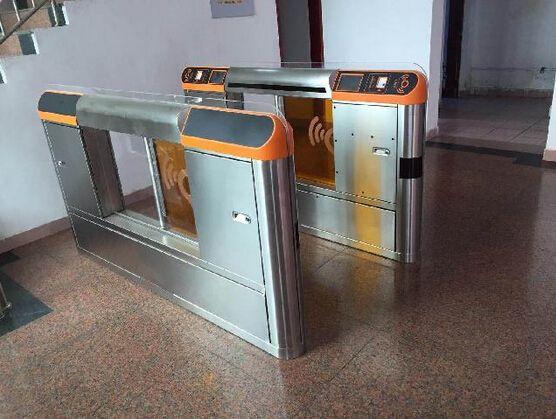 地铁闸机钣金