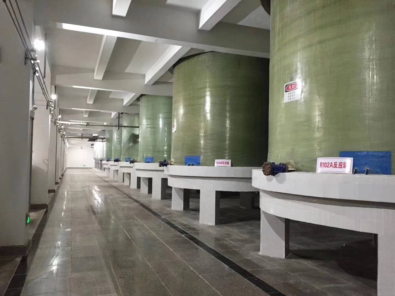 上海玻璃钢反应罐设计