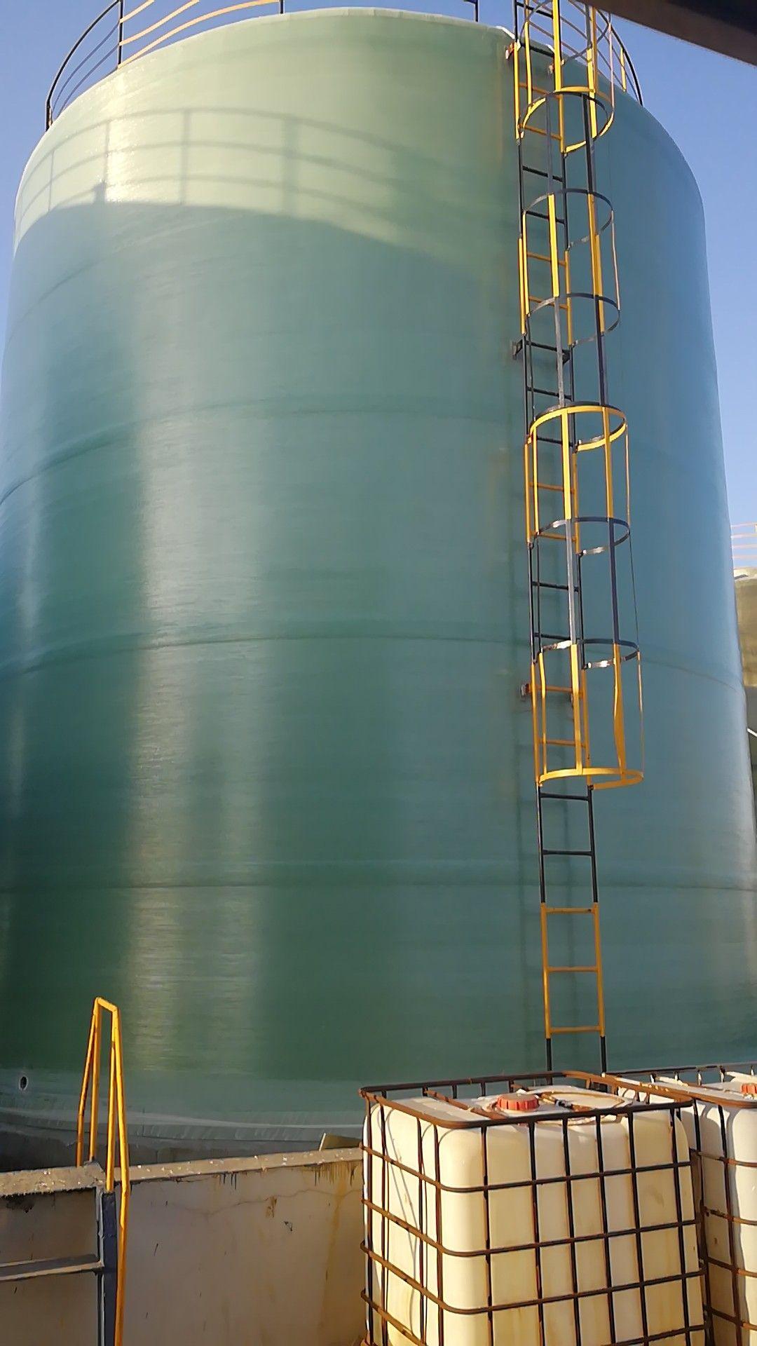 玻璃钢大型储罐