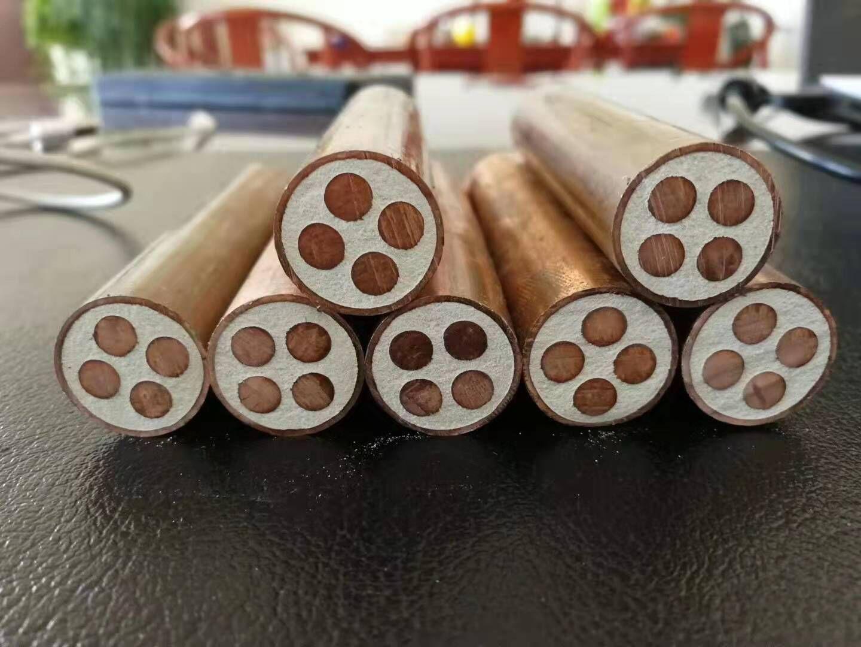 柔性矿物质防火电缆 柔性矿物质防火电缆供应
