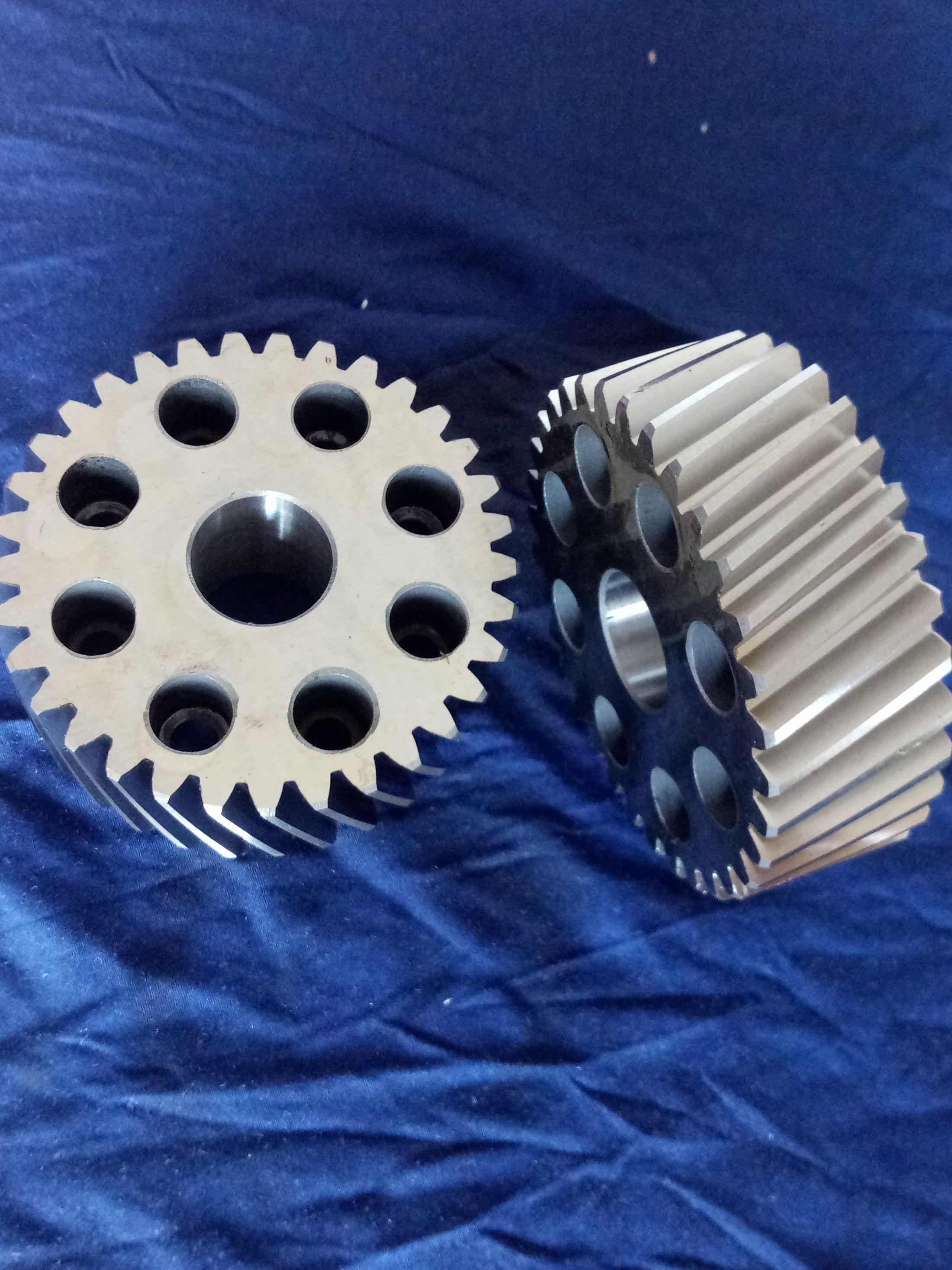 江西精密法兰齿轮生产