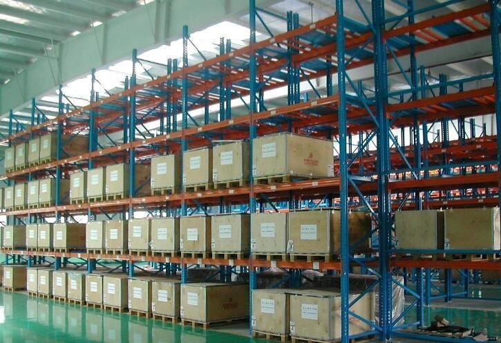 河南重型橫梁式貨架銷售