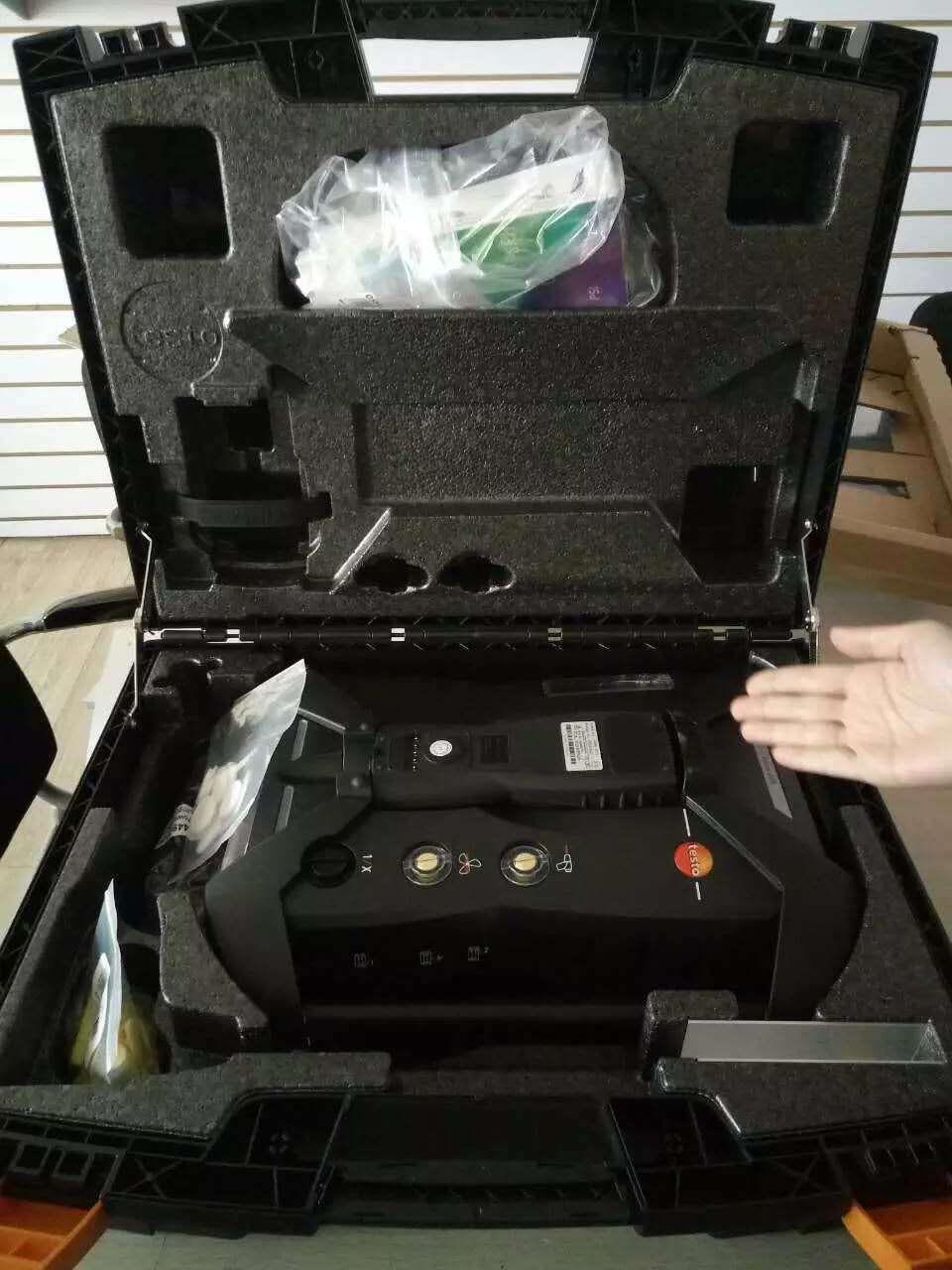TESTO350煙氣分析儀華北授權代理商