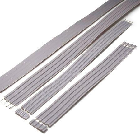 灰排线1.0PH-1.27PH-2.54PH电子排线