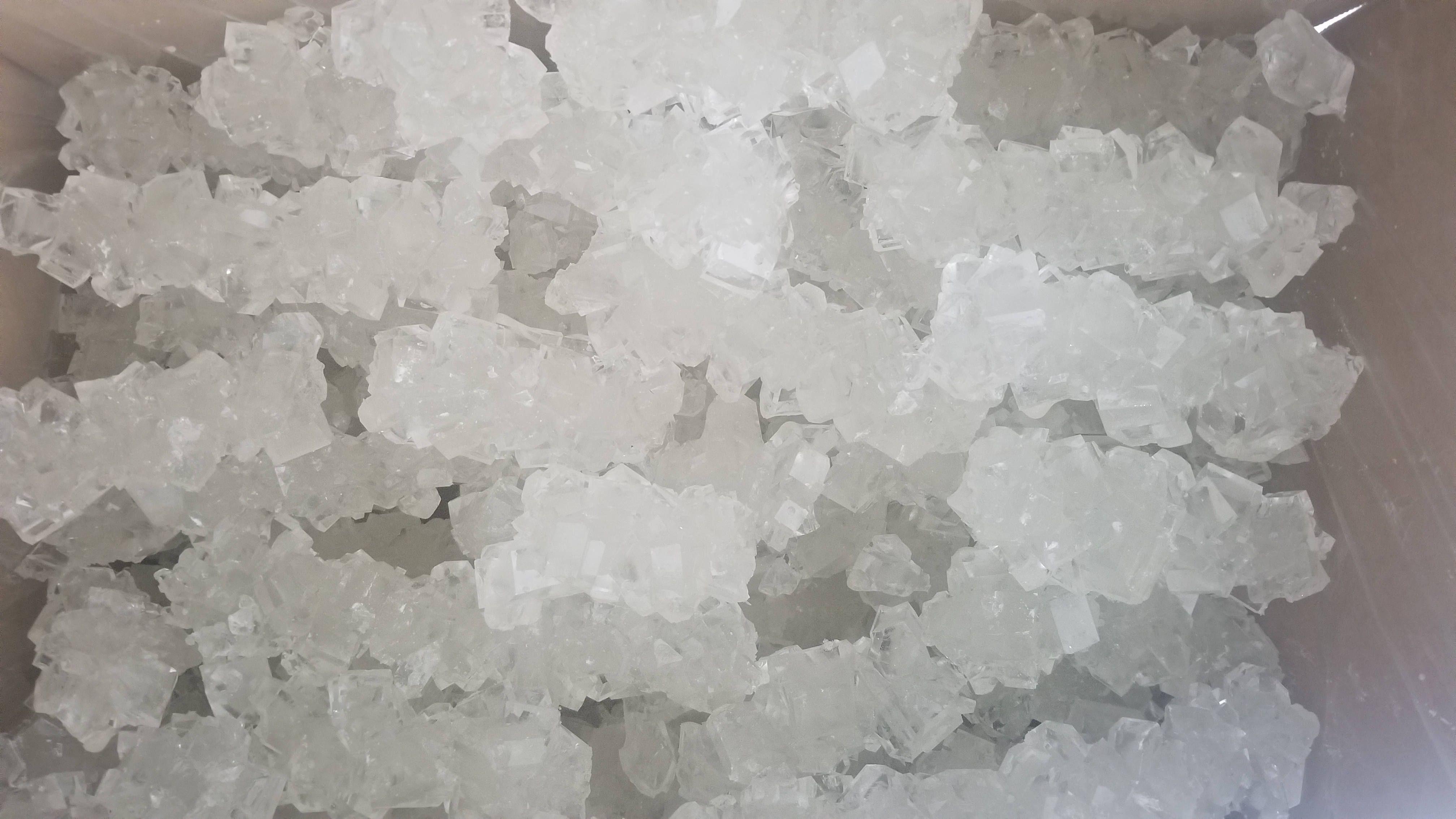 遼寧白色多晶體冰糖價格