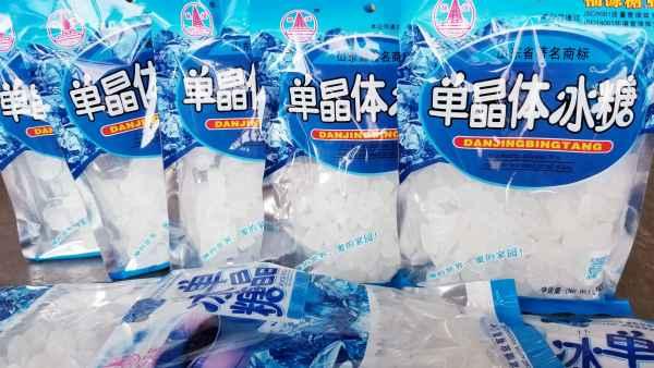 单晶体冰糖厂家报价