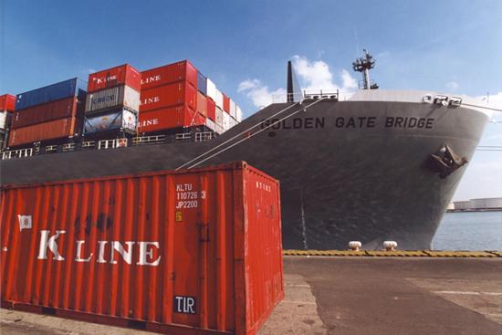 海运进口运输