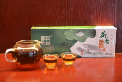 广西金峰荷香茶销售价位