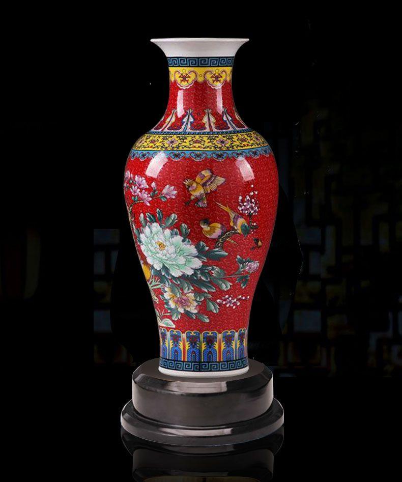 深圳陶瓷花瓶定制