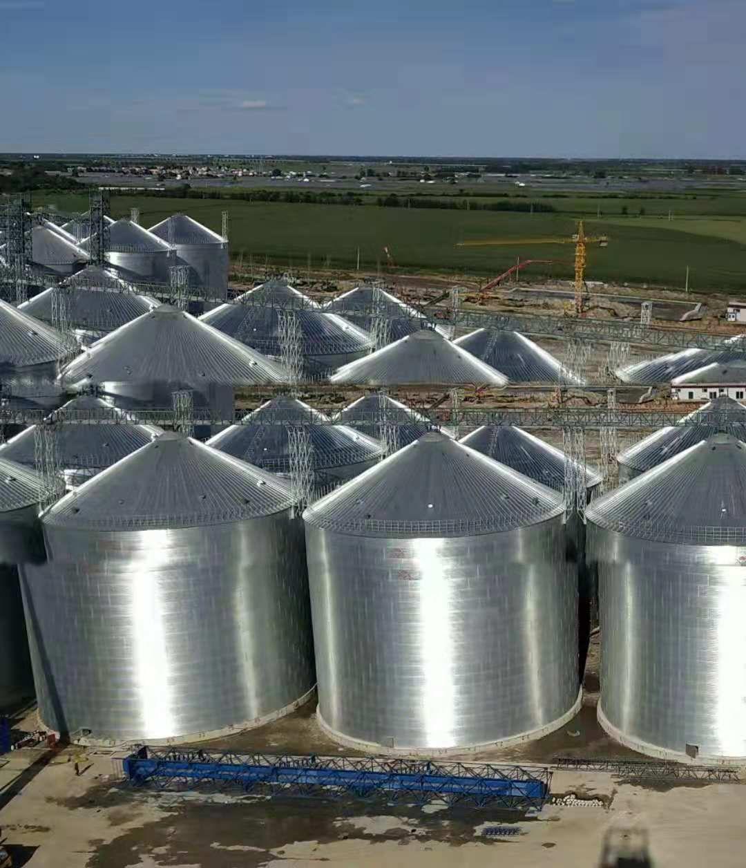 湖北糧食鋼板倉銷售