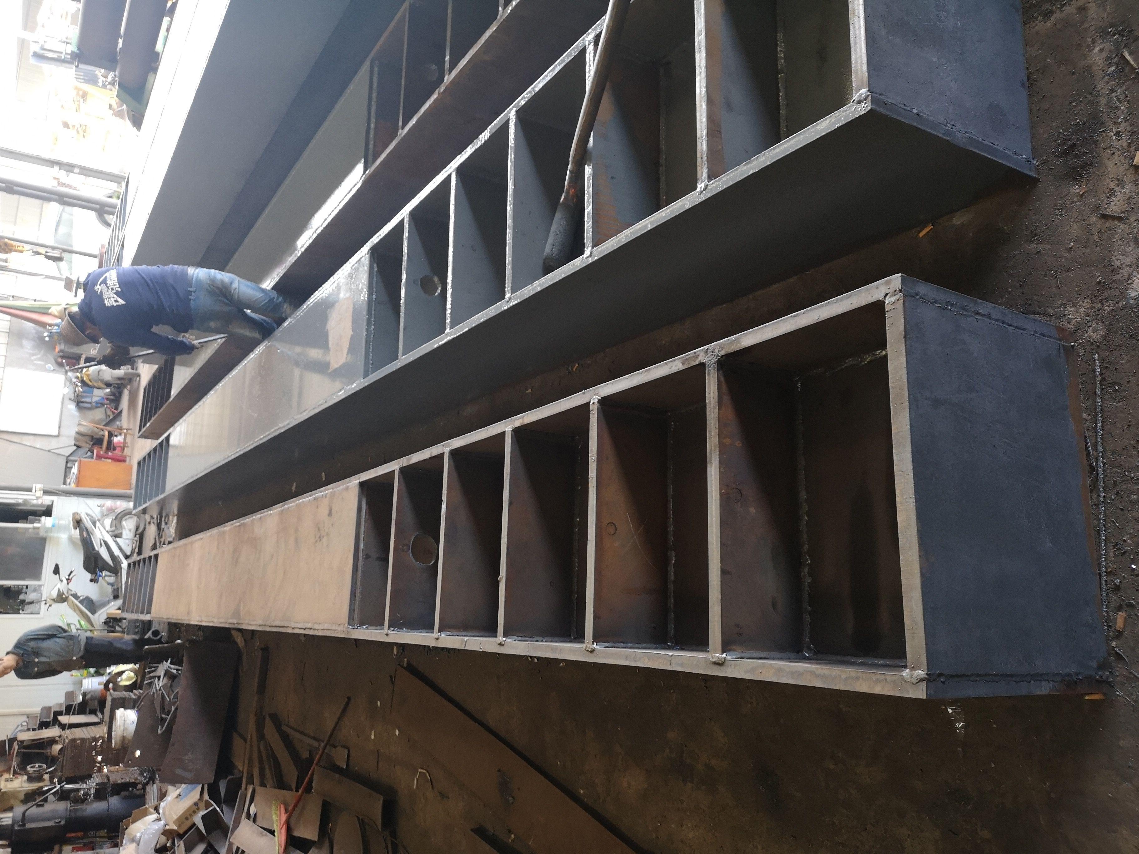 钦州桩基检测钢梁制作厂家