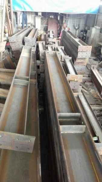 百色钢结构冷工加工厂