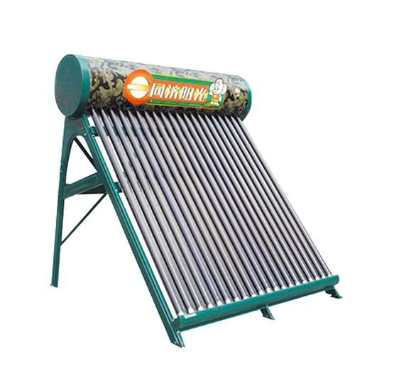 浙江迷彩系列整體式太陽能銷售價格