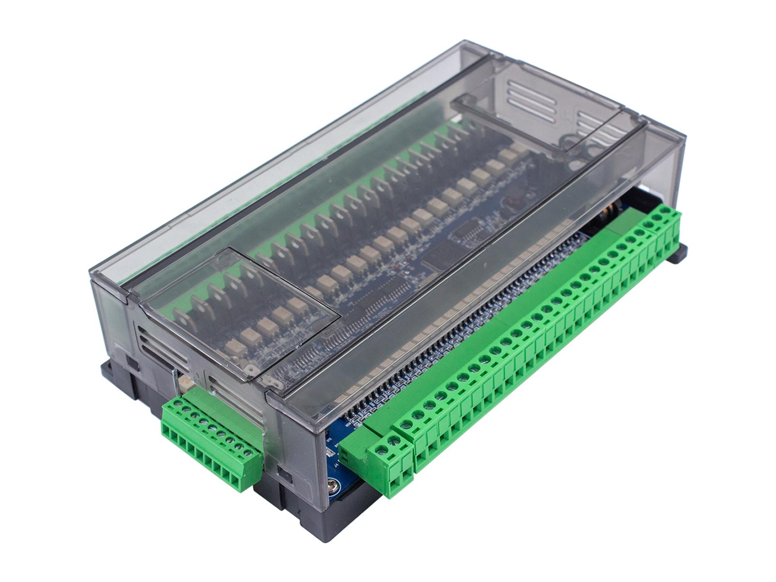 廣東8軸高速國產PLC工控板價格