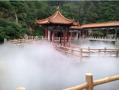 江蘇景區景觀霧森系統噴霧系統廠家