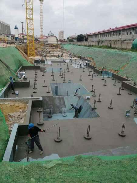 防水工程业务