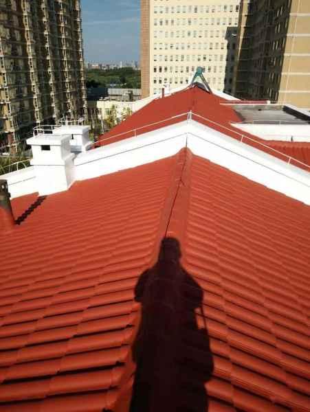 河南屋顶防水工程施工