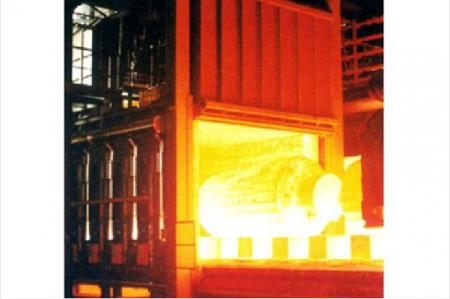 江苏燃气式台车炉