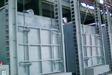 江苏燃气铸件固溶处理炉
