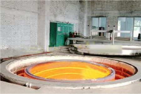 江苏法兰锻造热处理炉