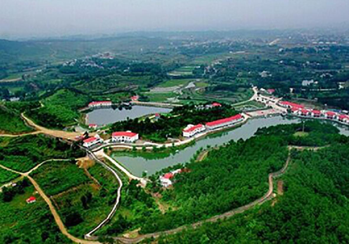 武漢辦公區園林設計費用