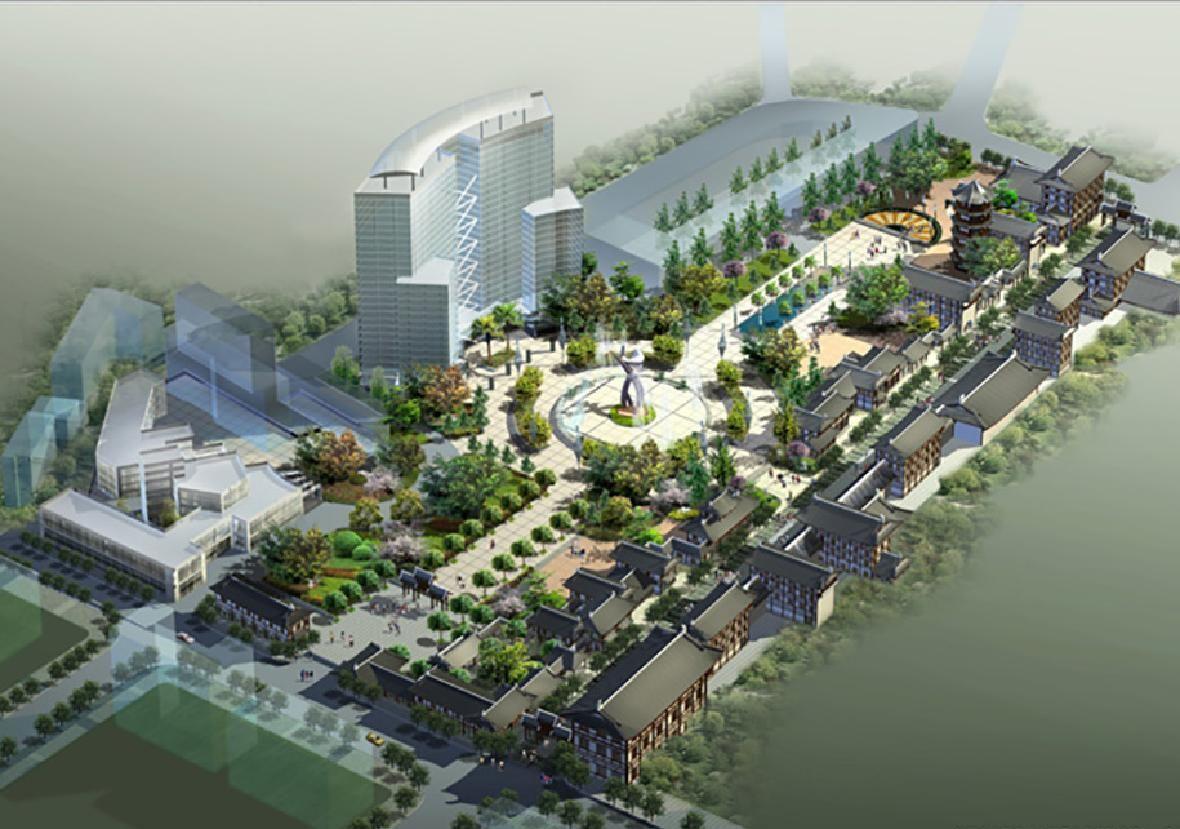 湖北广场园林设计公司