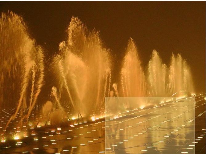 保定水幕电影喷泉生产厂家