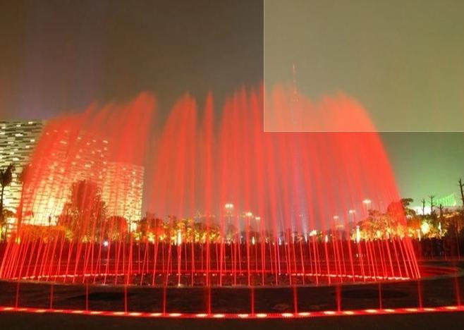 河北音乐喷泉制作安装
