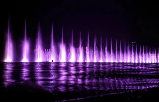 保定音乐喷泉设计施工