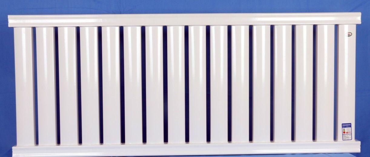 山东钢制扁圆管云梯型散热器加工厂