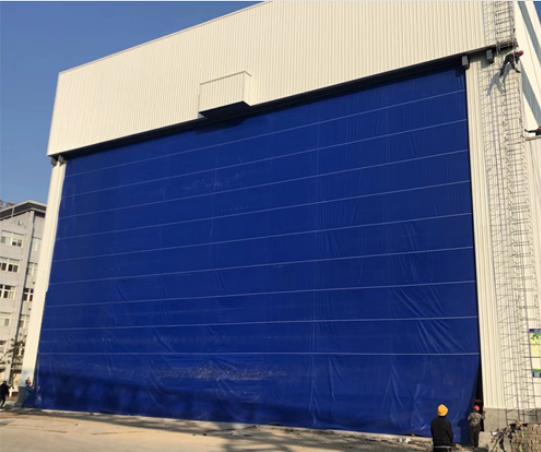 北京新型柔性卷门帘制造