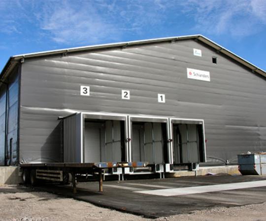 可移动柔性工业厂房
