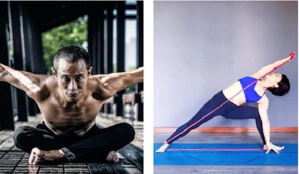 中学瑜伽培训
