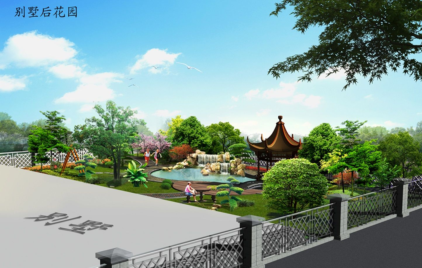 湖南别墅花园设计哪家好