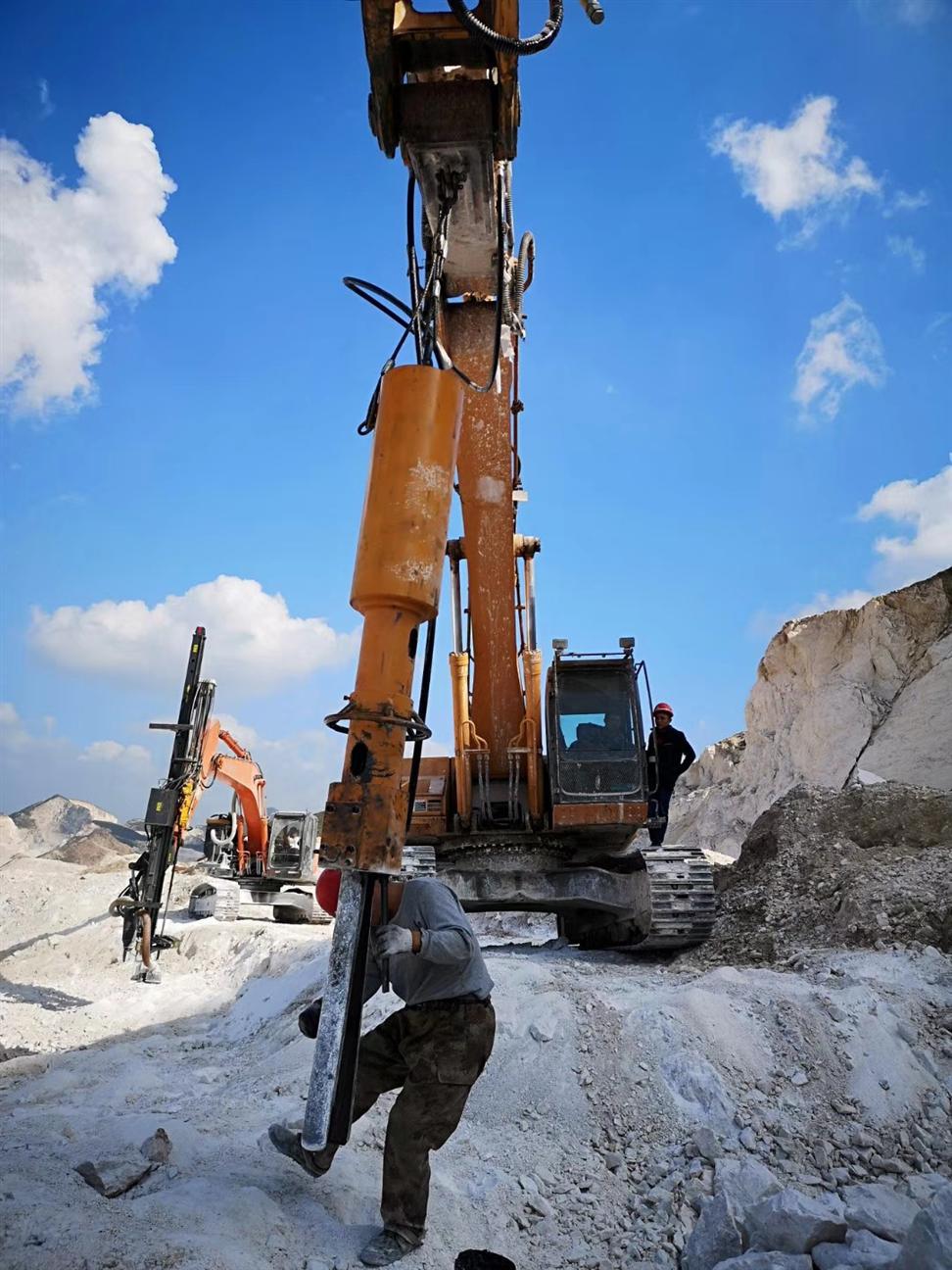 柳州大型岩石分裂机供应商