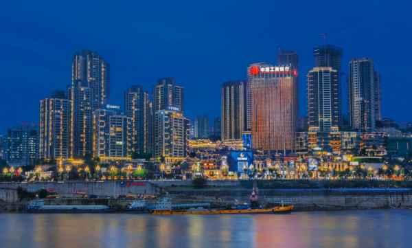 大型城市夜景亮化工程