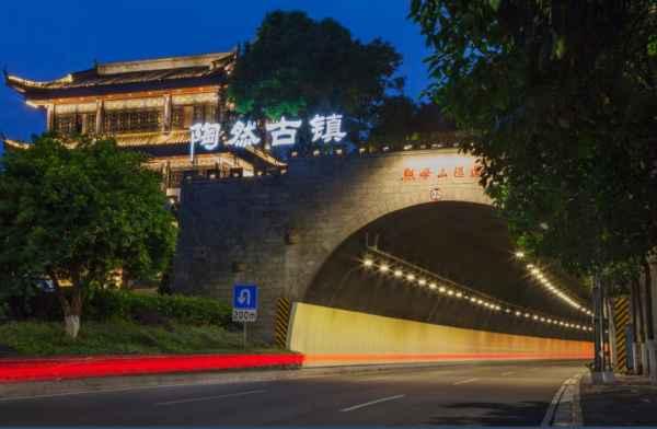 重慶大型廣告發光穿孔字