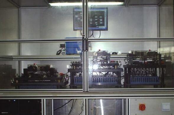 机床行业高精度滑块测量仪