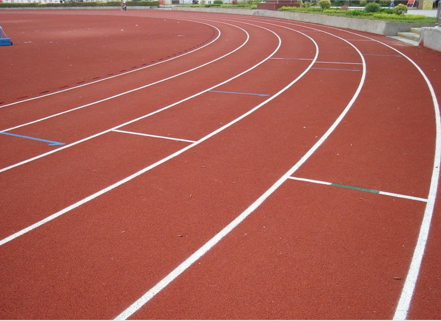 塑膠跑道設計施工