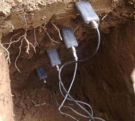 土壤多参数监测系统设计
