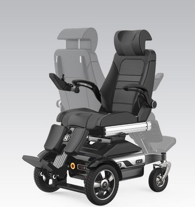 江苏座椅升降调节智能电动轮椅车价格