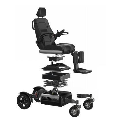 康尼KS1智能电动轮椅车生产
