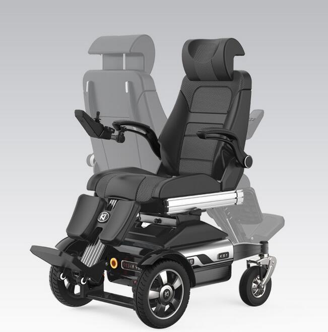 旋转座椅电动轮椅车厂家