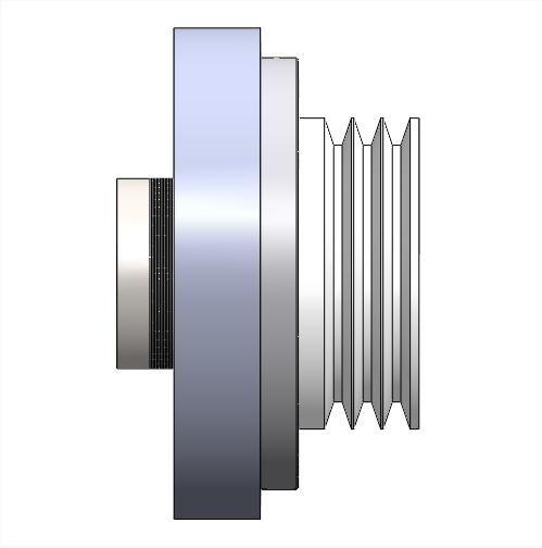 江苏抽油机专用型永磁耦合器