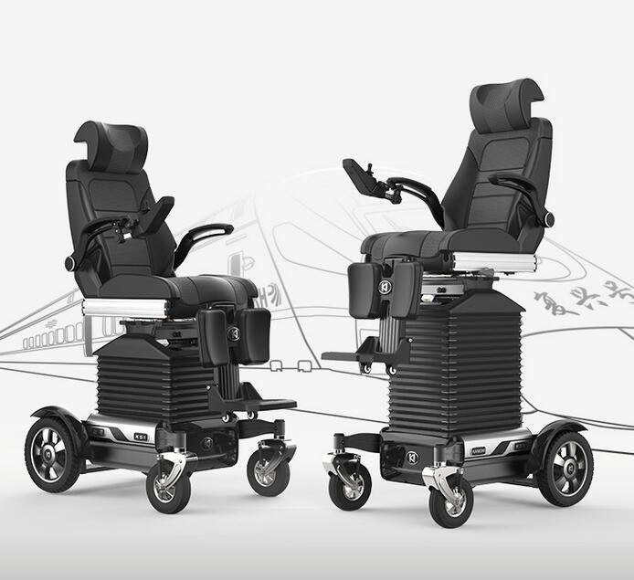 江苏座椅升降智能电动轮椅车生产