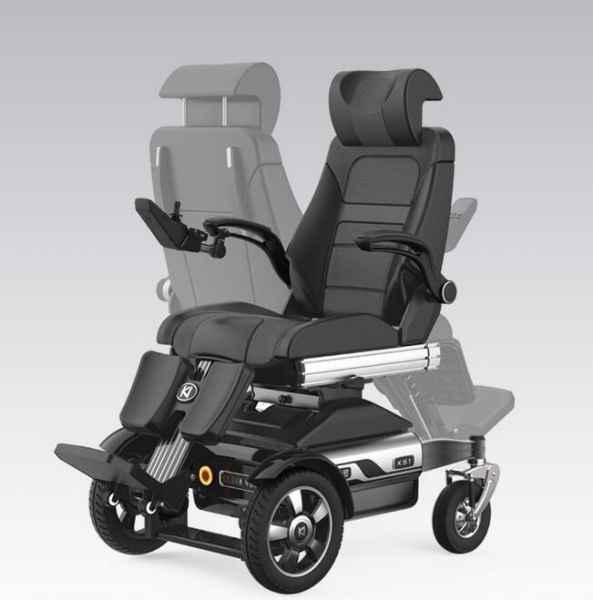座椅升降康尼电动轮椅车价格